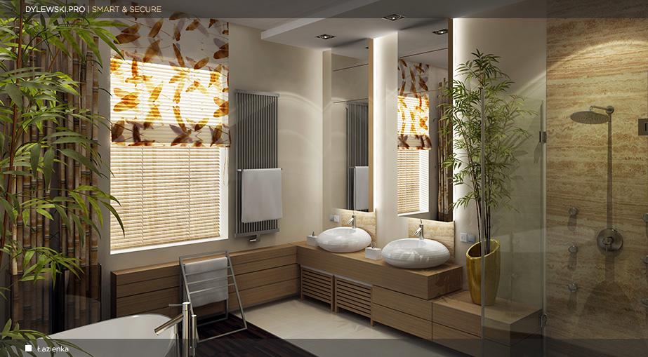 łazienka Dylewski Home Integration